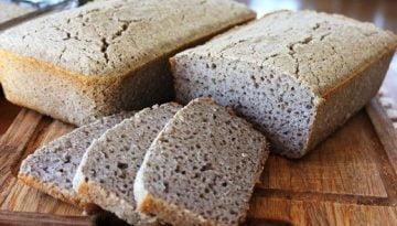 לחם אמיתי מכוסמת